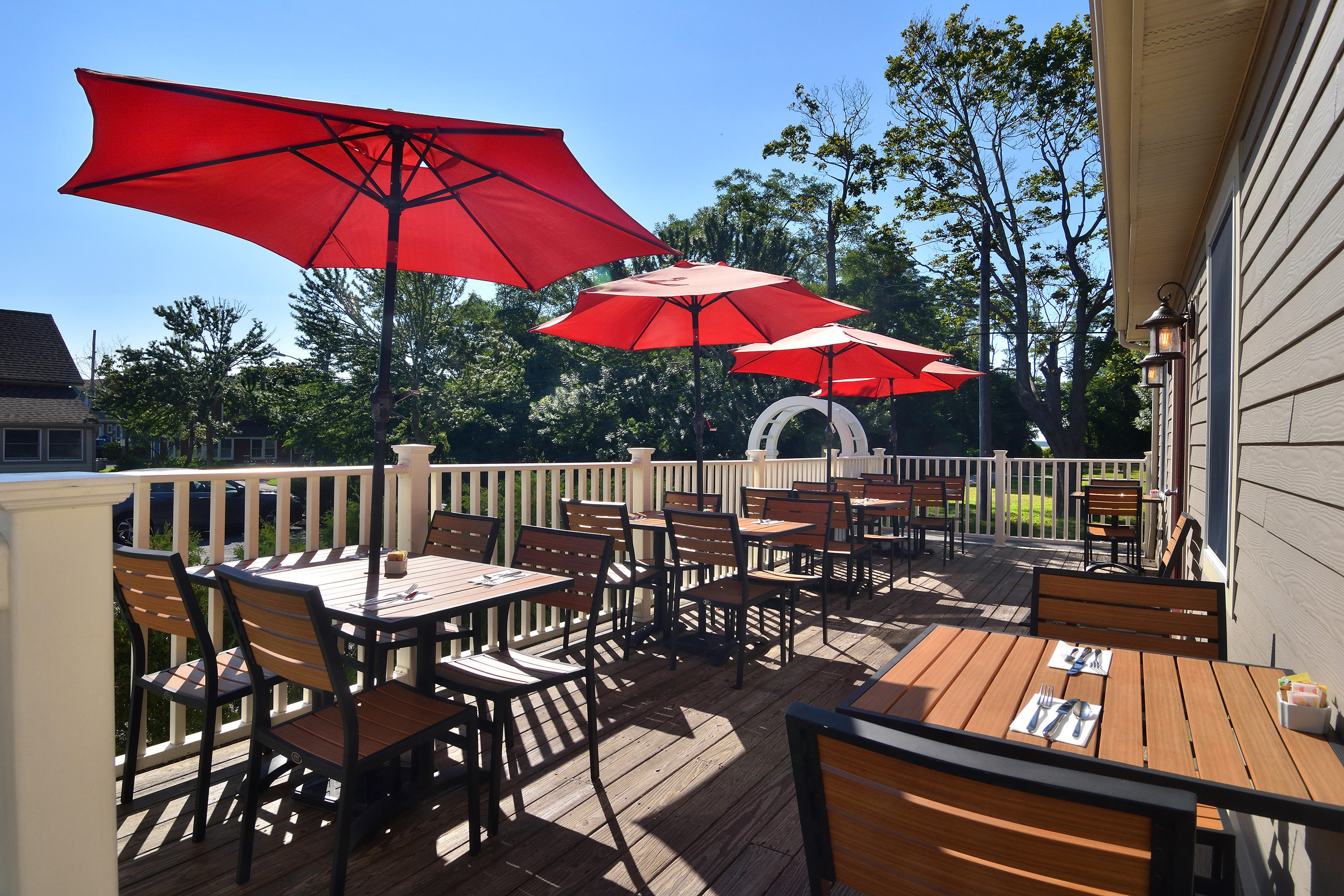 Ratana Blueberry Hill Collection - Bay Breeze Patio